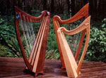 Blessley Instruments ~ Custom Made Harps